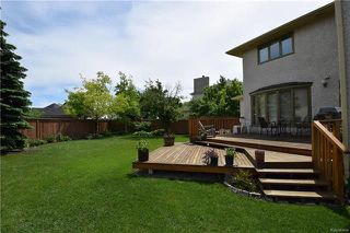 Photo 17: 95 Ambassador Row in Winnipeg: Parkway Village Residential for sale (4F)  : MLS®# 1812383