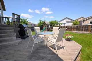 Photo 18: 3 Montvale Crescent in Winnipeg: Royalwood Residential for sale (2J)  : MLS®# 1815274