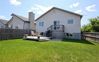 Photo 17: 3 Montvale Crescent in Winnipeg: Royalwood Residential for sale (2J)  : MLS®# 1815274