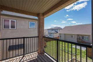 Photo 18: 509 Bridgeland Drive in Winnipeg: Bridgwater Forest Residential for sale (1R)  : MLS®# 1816705
