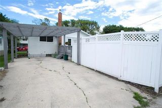 Photo 20: 282 Seven Oaks Avenue in Winnipeg: West Kildonan Residential for sale (4D)  : MLS®# 1817736