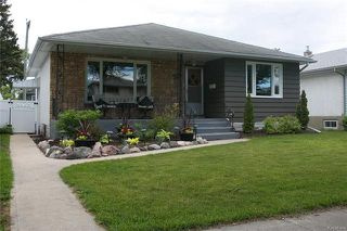Photo 1: 282 Seven Oaks Avenue in Winnipeg: West Kildonan Residential for sale (4D)  : MLS®# 1817736