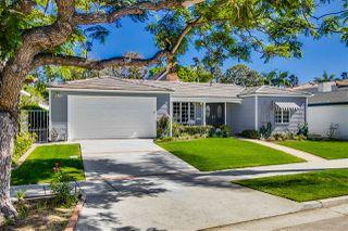 Main Photo: CORONADO VILLAGE House for sale : 4 bedrooms : 717 Guadalupe Ave in Coronado