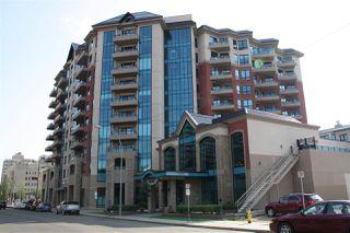 Main Photo: 308 10142 111 Street in Edmonton: Zone 12 Condo for sale : MLS®# E4124290