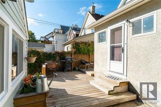 Photo 18: 397 Home Street in Winnipeg: West End Residential for sale (5A)  : MLS®# 1825791