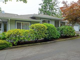 Photo 1: C 3972 Cedar Hill Cross Road in VICTORIA: SE Maplewood Townhouse for sale (Saanich East)  : MLS®# 400041