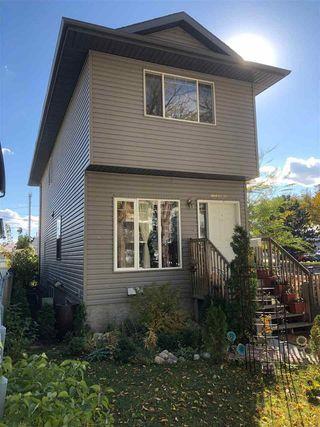 Main Photo: 11321 108 Avenue in Edmonton: Zone 08 House for sale : MLS®# E4130803