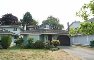 Main Photo: 10599 YARMISH Drive in Richmond: Steveston North House for sale : MLS®# R2312966
