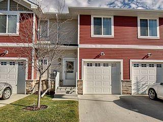 Main Photo: 26 450 McConachie Way in Edmonton: Zone 03 Townhouse for sale : MLS®# E4133725