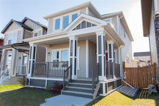 Main Photo: 1525 SECORD Road in Edmonton: Zone 58 House for sale : MLS®# E4133746
