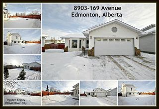 Main Photo: 8903 169 Avenue in Edmonton: Zone 28 House for sale : MLS®# E4140132