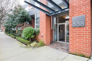 "Main Photo: 309 638 W 7TH Avenue in Vancouver: Fairview VW Condo for sale in ""OMEGA CITY HOMES"" (Vancouver West)  : MLS®# R2331955"