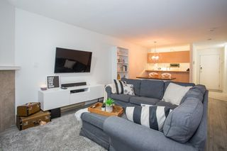 "Photo 8: 105 7465 SANDBORNE Avenue in Burnaby: South Slope Condo for sale in ""SANDBORNE HILL"" (Burnaby South)  : MLS®# R2336474"