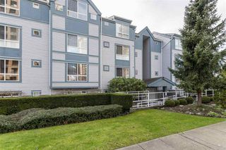 "Photo 2: 105 7465 SANDBORNE Avenue in Burnaby: South Slope Condo for sale in ""SANDBORNE HILL"" (Burnaby South)  : MLS®# R2336474"