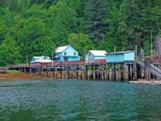 Photo 14: LT A & B Minstrel Island in CAMPBELL RIVER: Isl Small Islands (Campbell River Area) Land for sale (Islands)  : MLS®# 811016