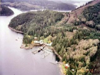 Photo 2: LT A & B Minstrel Island in CAMPBELL RIVER: Isl Small Islands (Campbell River Area) Land for sale (Islands)  : MLS®# 811016