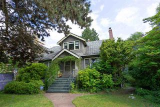 Main Photo: 4515 W 12TH Avenue in Vancouver: Point Grey House for sale (Vancouver West)  : MLS®# R2362331