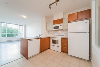 "Photo 2: 408 4078 KNIGHT Street in Vancouver: Knight Condo for sale in ""KING EDWARD VILLAGE"" (Vancouver East)  : MLS®# R2367118"