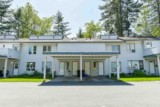 "Photo 1: 18 32310 MOUAT Drive in Abbotsford: Abbotsford West Townhouse for sale in ""MOUAT GARDENS"" : MLS®# R2366301"