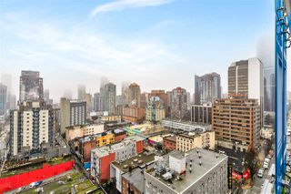 Photo 8: 2204 999 SEYMOUR Street in Vancouver: Downtown VW Condo for sale (Vancouver West)  : MLS®# R2377221