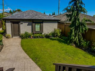Photo 24: 7588 Osler Street in Vancouver: South Granville Home for sale ()  : MLS®# V1129048