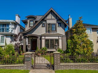 Photo 1: 7588 Osler Street in Vancouver: South Granville Home for sale ()  : MLS®# V1129048