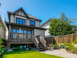 Photo 25: 7588 Osler Street in Vancouver: South Granville Home for sale ()  : MLS®# V1129048