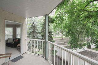 Photo 3: 203 9938 104 Street in Edmonton: Zone 12 Condo for sale : MLS®# E4163171