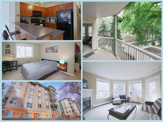 Photo 1: 203 9938 104 Street in Edmonton: Zone 12 Condo for sale : MLS®# E4163171