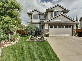 Main Photo: 258 Sunflower Crescent: Sherwood Park House for sale : MLS®# E4163371