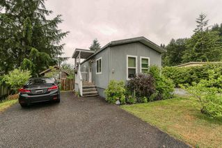 Main Photo: 58 10221 WILSON Street in Mission: Mission BC Manufactured Home for sale : MLS®# R2385551