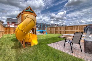 Photo 40: 1842 BAYWATER Garden SW: Airdrie Detached for sale : MLS®# C4255896