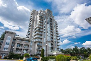 "Photo 1: 1107 10523 UNIVERSITY Drive in Surrey: Whalley Condo for sale in ""Grandview Court"" (North Surrey)  : MLS®# R2389140"