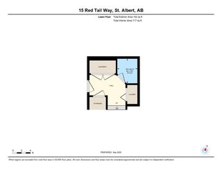 Photo 48: 15 RED TAIL Way: St. Albert House for sale : MLS®# E4212865