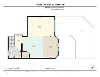 Photo 47: 15 RED TAIL Way: St. Albert House for sale : MLS®# E4212865