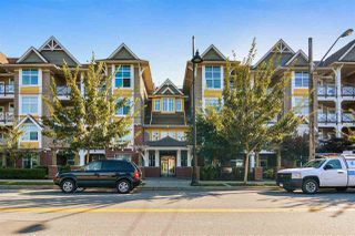 "Main Photo: 212 17712 57A Avenue in Surrey: Cloverdale BC Condo for sale in ""West on the Village Walk"" (Cloverdale)  : MLS®# R2503702"