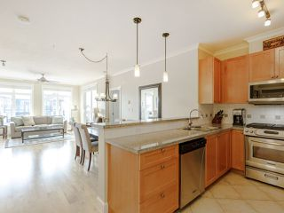 """Photo 4: 304 4111 BAYVIEW Street in Richmond: Steveston South Condo for sale in """"THE BRUNSWICK AT THE VILLAGE"""" : MLS®# R2505017"""
