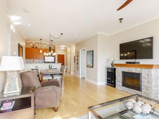 """Photo 9: 304 4111 BAYVIEW Street in Richmond: Steveston South Condo for sale in """"THE BRUNSWICK AT THE VILLAGE"""" : MLS®# R2505017"""