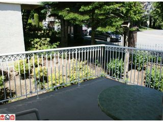 "Photo 10: 1 31450 SPUR Avenue in Abbotsford: Abbotsford West Townhouse for sale in ""LAKEPOINTE VILLAS"" : MLS®# F1117277"