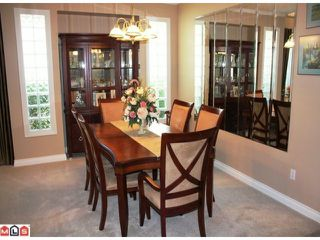 "Photo 4: 1 31450 SPUR Avenue in Abbotsford: Abbotsford West Townhouse for sale in ""LAKEPOINTE VILLAS"" : MLS®# F1117277"