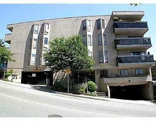 Main Photo: 307 45 4TH Street in New Westminster: Downtown NW Condo for sale : MLS®# V797354
