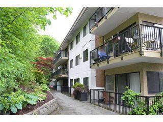 Main Photo: 105 195 Mary Street in Port Moody: Port Moody Centre Condo for sale : MLS®# V952914
