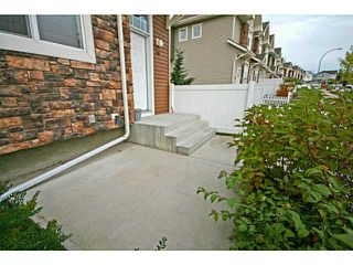 Photo 3: 786 TUSCANY Drive NW in CALGARY: Tuscany Townhouse for sale (Calgary)  : MLS®# C3587032