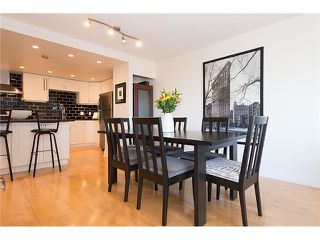 "Photo 9: 307 1450 PENNYFARTHING Drive in Vancouver: False Creek Condo for sale in ""HARBOUR COVE"" (Vancouver West)  : MLS®# V1038505"