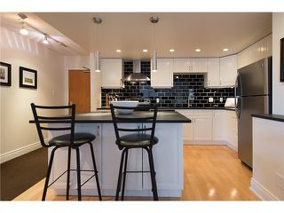"Photo 12: 307 1450 PENNYFARTHING Drive in Vancouver: False Creek Condo for sale in ""HARBOUR COVE"" (Vancouver West)  : MLS®# V1038505"