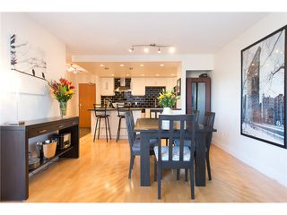 "Photo 13: 307 1450 PENNYFARTHING Drive in Vancouver: False Creek Condo for sale in ""HARBOUR COVE"" (Vancouver West)  : MLS®# V1038505"