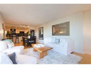 "Photo 7: 307 1450 PENNYFARTHING Drive in Vancouver: False Creek Condo for sale in ""HARBOUR COVE"" (Vancouver West)  : MLS®# V1038505"
