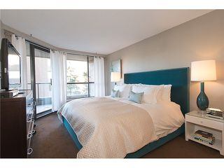 "Photo 14: 307 1450 PENNYFARTHING Drive in Vancouver: False Creek Condo for sale in ""HARBOUR COVE"" (Vancouver West)  : MLS®# V1038505"