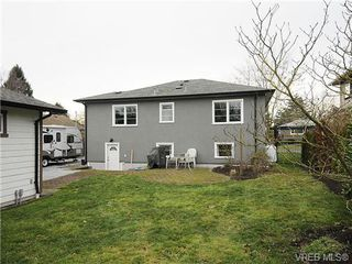 Photo 16: 3211 Browning St in VICTORIA: SE Cedar Hill House for sale (Saanich East)  : MLS®# 658203