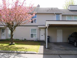"Photo 1: 194 32550 MACLURE Road in Abbotsford: Abbotsford West Townhouse for sale in ""CLEARBROOKE VILLAGE"" : MLS®# F1409620"